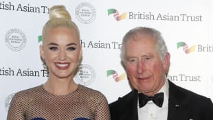 Prince Charles Had an Unexpected Guest at Royal Dinner — Katy Perry!