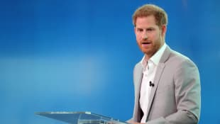 Prince Harry Private Jet Controversy Amsterdam