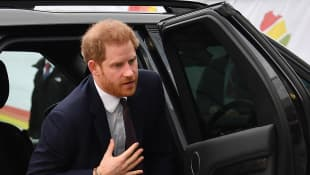 Prince Harry arrives in Canada to start his new chapter with Meghan and Archie after Royal exit