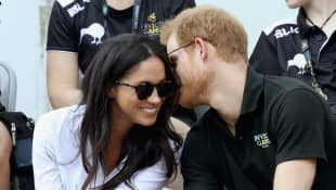 Prince Harry Had A Fun Secret Instagram When He Was Dating Meghan.