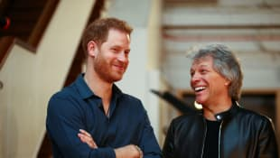 Prince Harry & Jon Bon Jovi Release Their Musical Collaboration - Listen Here!