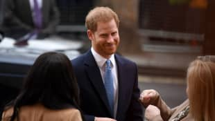 Prince Harry will be having a face-to-face meeting with the Queen, Prince Charles and Prince William on Monday January 13th
