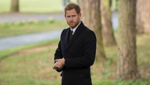 Prince Harry opened up about Princess Diana's death in 2019