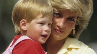 Princess Diana Prince Harry