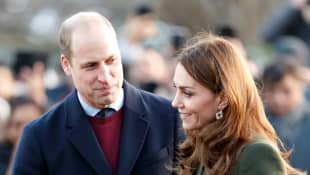 Prince William and Duchess Catherine promise to visit Canada after lockdown.