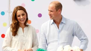 Duchess Kate Prince William annouce new mental health service: Our Frontline!