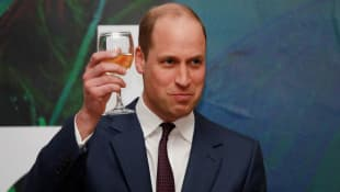 "Prince William has encouraged Ireland and the UK to ""work together"""