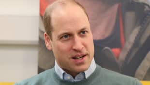 "Prince William Pens Heartfelt Letter To Princess Diana Charity: ""My Brother and I"""