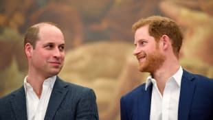 Prince William and Prince Harry 2018 Princess Diana's Anniversary