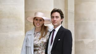 BREAKING: Princess Beatrice and Edoardo Mapelli Mozzi Tied The Knot In Secret Ceremony!