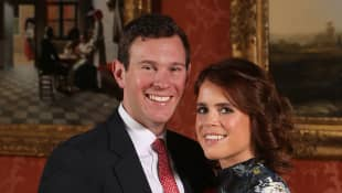 "Princess Eugenie And Jack Brooksbank ""Honoured"" To Have Koalas Named After Them"
