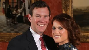 Princess Eugenie shares never before seen picture of her and Jack Brooksbank the year that they met in 2010!