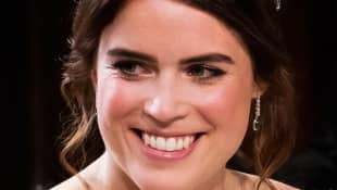 "Princess Eugenie Says ""Let's Be Proud Of Our Scars!"" As She Shares Photo Of Her Back Scar"