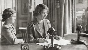 Queen Elizabeth's First Radio Broadcast 80 Years Ago - Listen Here!