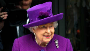 Everyone who wished Her Majesty the Queen a Happy 94th Birthday!