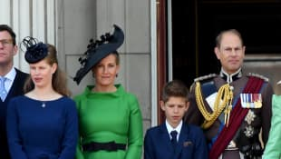 The Queen's youngest grandchildren will not be using their royal titles