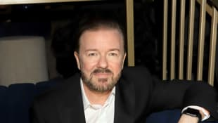Ricky Gervais Talks 'After Life 2' and Annoying His Girlfriend In Quarantine