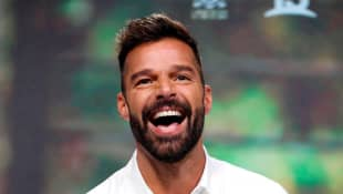 Ricky Martin Gives Rare Glimpse Into His Family Life With New Family Photo