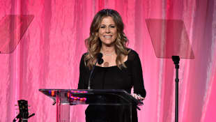 "Rita Wilson Remixes ""Hip Hop Hooray"" With Naughty By Nature For COVID-19 Relief Fund - Listen Here!"