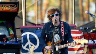 Ryan Adams On Stage