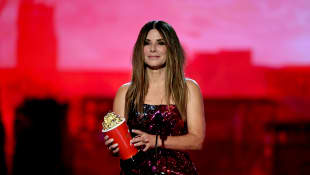 """Sandra Bullock on Modern Parenting Struggles and Sending Her Kids to College """"Down the Street"""""""