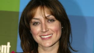 Sasha Alexander at the First Annual Entertainment Weekly Pre-Emmy Party in 2003.