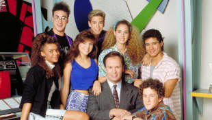 'Saved By The Bell' Reboot To Premiere On NBC's Peacock In November