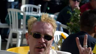 Sex Pistols' Johnny Rotten Is Full-Time Carer For Wife With Alzheimers