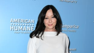 "Shannen Doherty says it's an ""understatement"" that she's stressed about her stage 4 cancer diagnosis"