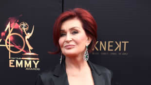 "Sharon Osbourne Debuts New White Hair After 8-Hour ""Transformation"""