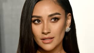 Shay Mitchell Explains Why Getting Engaged To Matte Babel Isn't On Her Mind Right Now