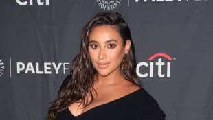Shay Mitchell has posted a beautiful photo revealing the name of her first daughter