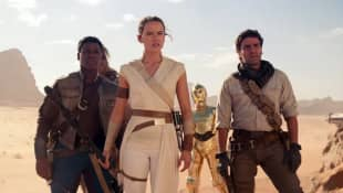 The Star Wars actor who lost his script for The Rise of Skywalker has now confessed!
