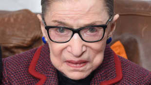 Supreme Court Justice Ruth Bader Ginsburg Has Died At 87
