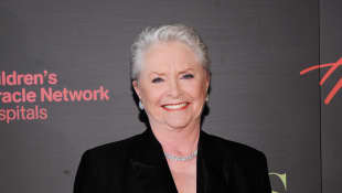 Susan Flannery: Meet her adopted daughter Blaise