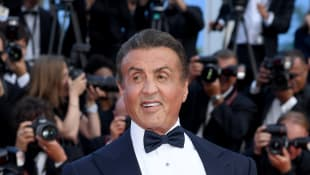 "Sylvester Stallone posted an amazing photo with daughter Sophia dressed as ""Lara Croft"""