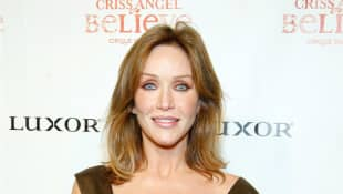 Tanya Roberts: This was her husband Barry Roberts