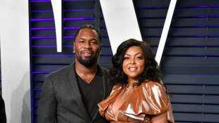 Taraji P. Henson and Kelvin Hayden split