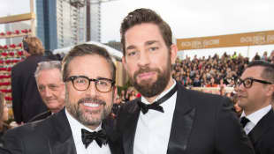 'The Office': Steve Carell and John Krasinski Reflect On 15th Anniversary Of Show