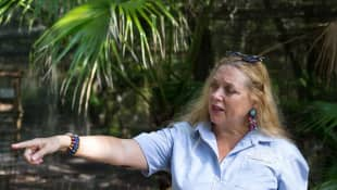 'Tiger King': Carole Baskin Wins Control Of Joe Exotic's Zoo.