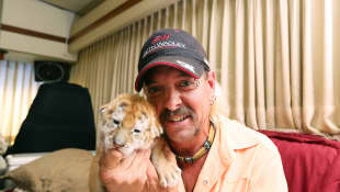 'Tiger King': These Are Joe Exotic's Ex-Husbands.