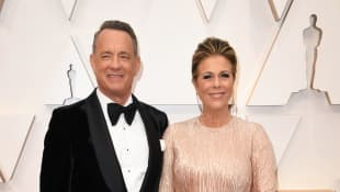 Tom Hanks and Rita Wilson Postive For Coronavirus