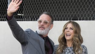 Tom Hanks and Rita Wilson Are Now Officially Greek Citizens.