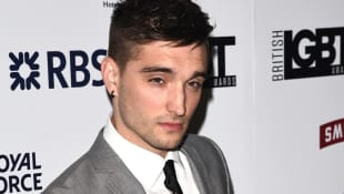 Tom Parker, The Wanted Singer Diagnosed With Terminal Brain Cancer