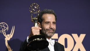 Tony Shalhoub 2019 Emmy Win