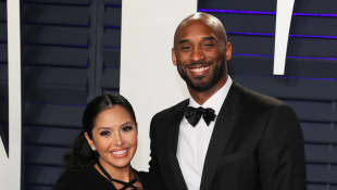 "Vanessa Bryant is ""extremely proud"" of Kobe's induction into the Hall of Fame."