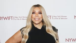Wendy Williams is in hot water after making fun of Joaquin Phoenix' 'cleft palate' lip scar