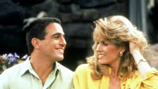 Tony Danza and Judith Light in 'Who's the Boss'.