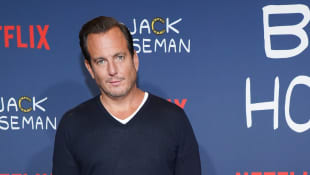 Will Arnett Talks About Welcoming Baby Boy With His Wife