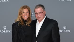 William Shatner is divorcing from his fourth wife, Elizabeth Shatner after 18 years of marriage